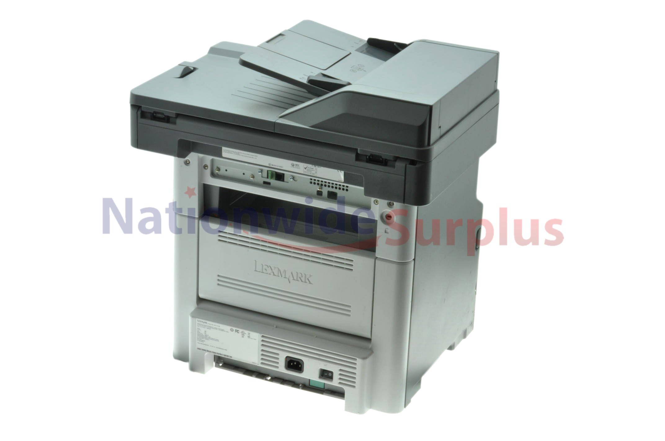 scan fax machine