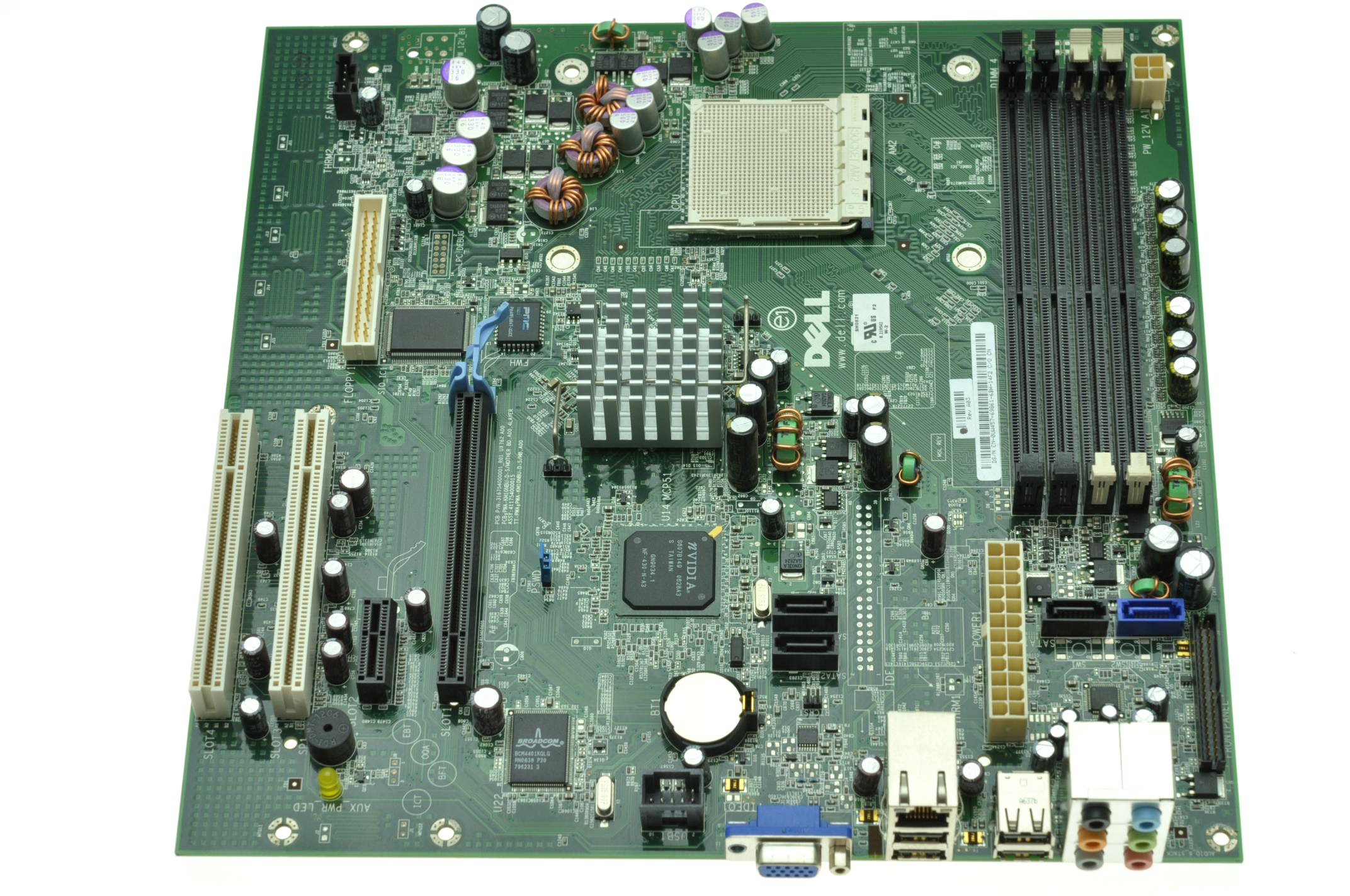 Dell Dimension E521 Drivers for Vista XP