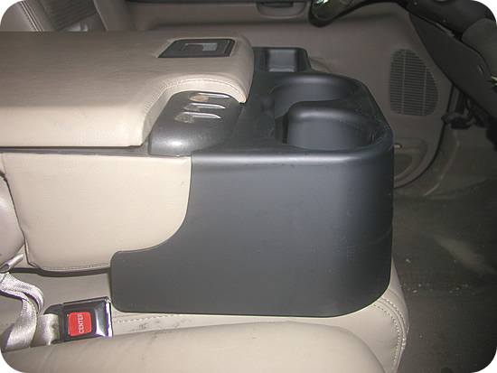 Has Any One Seen This Aftermarket Cup Holder Ford Truck
