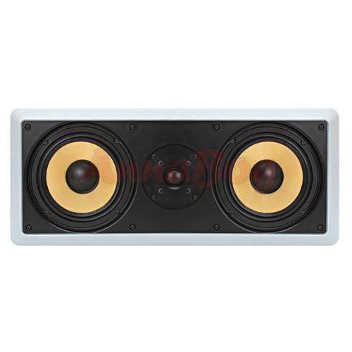 7 1 in wall in celing speaker system kevlar speakers power peak 1500 watts ebay. Black Bedroom Furniture Sets. Home Design Ideas
