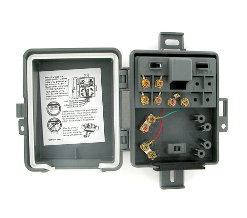 Image of Suttle 650S1G49TW Dual Provider 1-Line Switch NID
