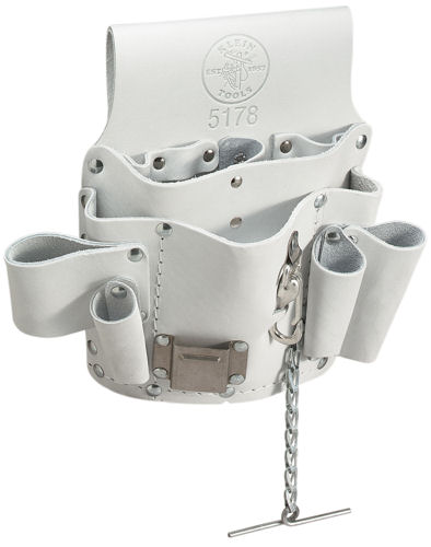 Image of Klein 5178 8 Pocket Tool Pouch