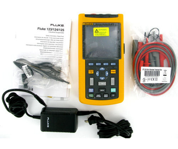 fluke ts100 pro user manual
