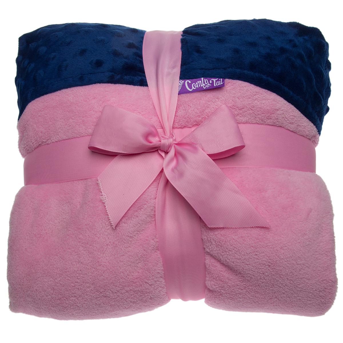 Original Comfy Tail Mermaid Blanket Throw Plush Fleece