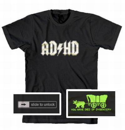 Geek T Shirts Choose From 4 Designs 100 Cotton Men 39 S Tech