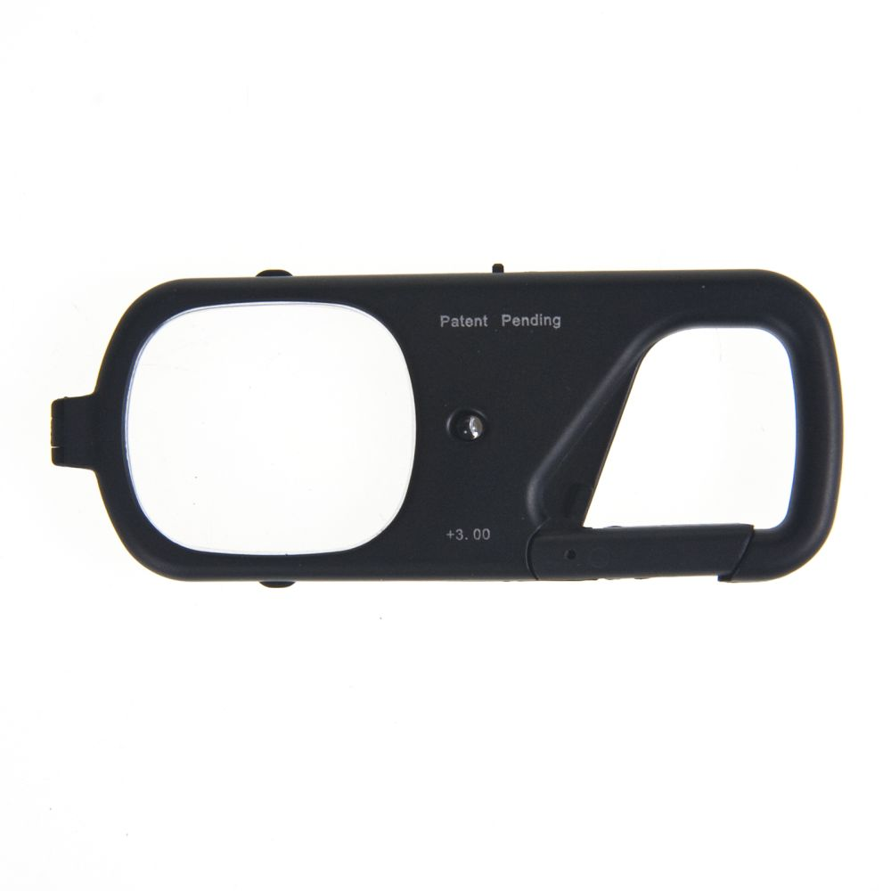 magreader handheld led reading glasses magnifier. Black Bedroom Furniture Sets. Home Design Ideas