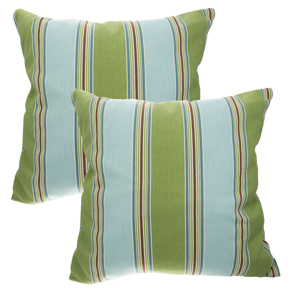 Throw Pillow Set For Couch : Set of 2 Throw Pillows Indoor/Outdoor Couch Furniture Cushion Patio Bed Sofa UV eBay