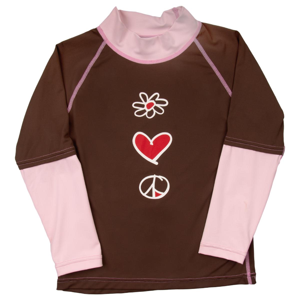 Sunskinz kid rash guard uv protective long sleeve upf 50 for Uv shirts long sleeve