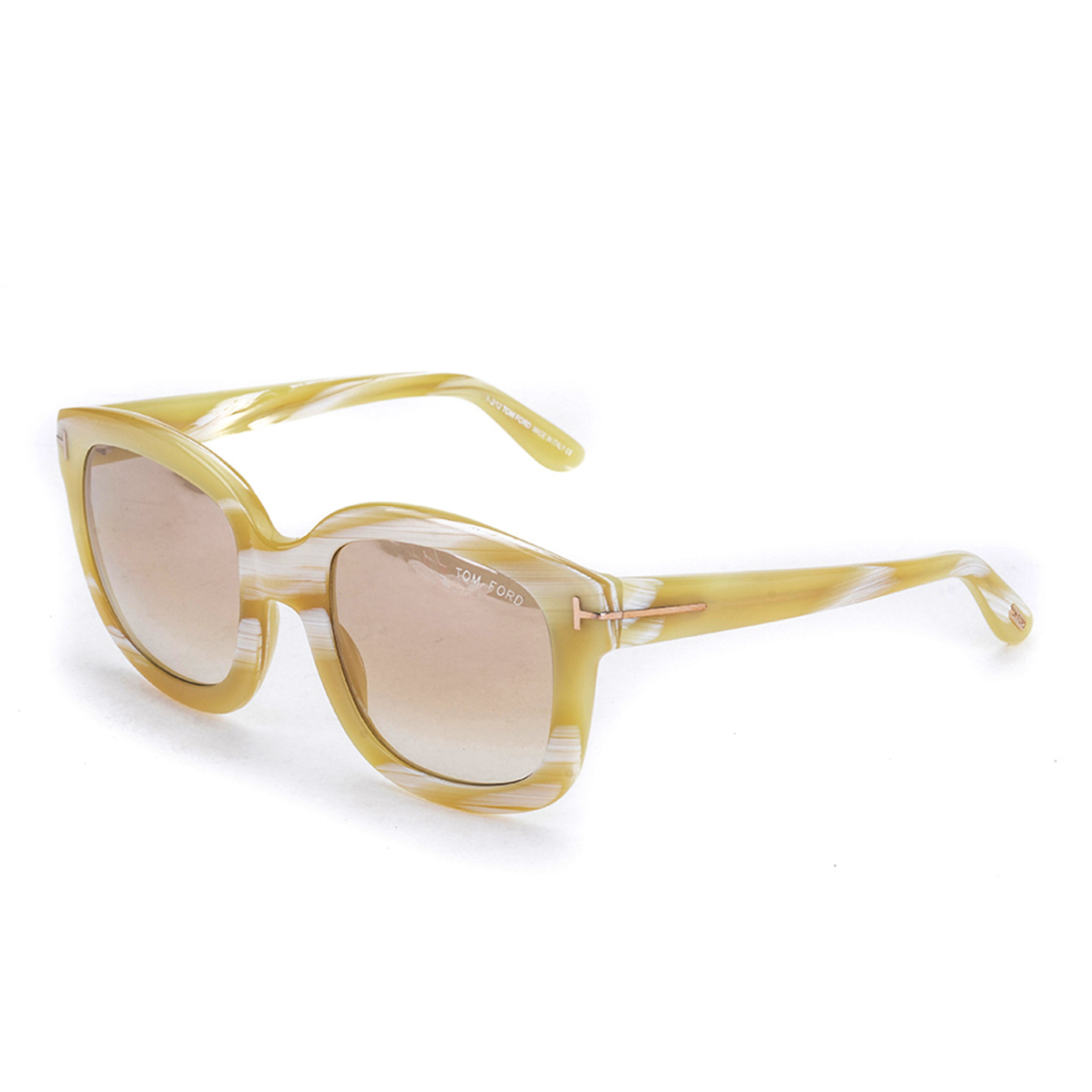 Designer Eyeglass Frames Tom Ford : Tom Ford Womens Christophe TF279 Oversized Sunglasses ...