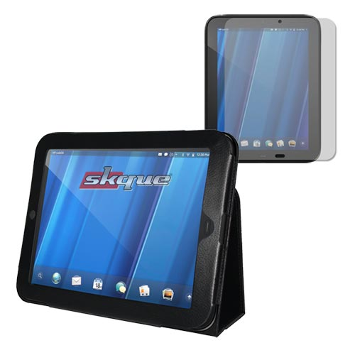 Strong-Leather-Case-Flip-Cover-Stand-Screen-Protector-for-HP-Touchpad-9-7in