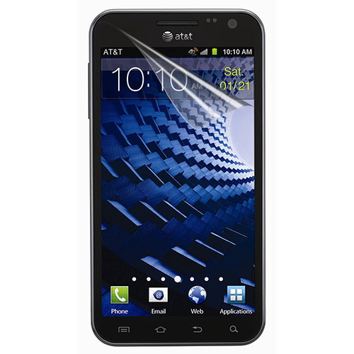 skque Anti Scratch Screen Protector for Samsung Galaxy S 2 Skyrocket HD I757 AT&T at Sears.com