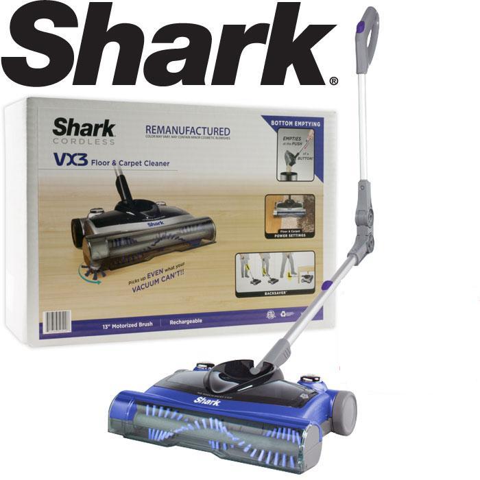 Shark Vx3 Cordless Floor Amp Carpet Vacuum V1900si Ebay