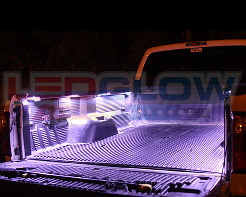 Ledglow Truck Bed Lights Installation