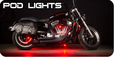 Pod Motorcycle Kits