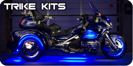 LiteTrike Motorcycle Kit