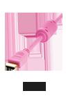hdmi pink