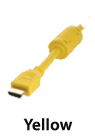 hdmi yellow