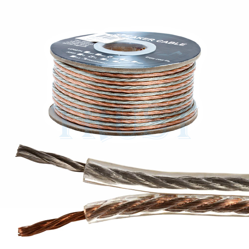 Home Theater Speaker Wire : Speaker wire cable gauge high quality car home theater
