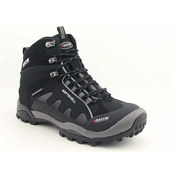 Baffin Zone Boots Snow Shoes Black Mens
