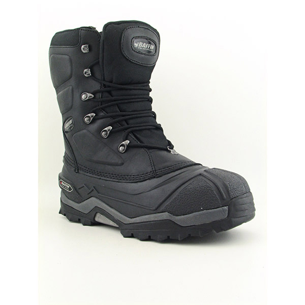 Baffin Evolution Boots Snow Shoes Black Mens