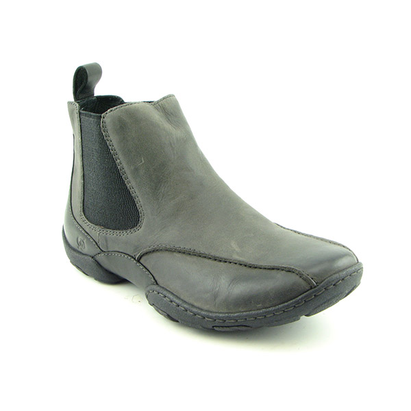 BORN Malcolm Boots Ankle Shoes Black Mens
