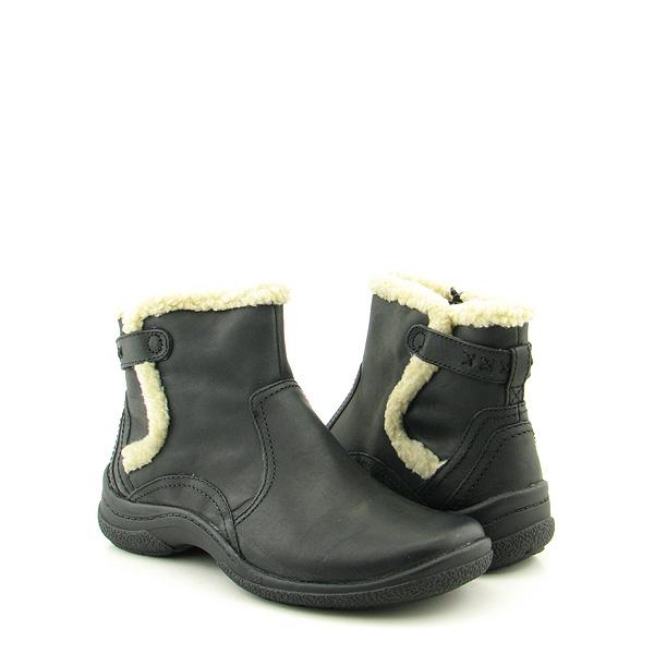 clarks trixiebelle boots snow shoes black womens sz ebay