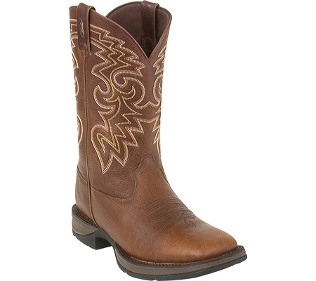 "DURANGO DB5434 12"" Rebel Boots Cowboy Shoe Brown Men SZ Wide at Sears.com"