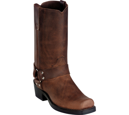 "DURANGO DB594 11"" Crossroads SQ Toe Boot Brown Men SZ at Sears.com"