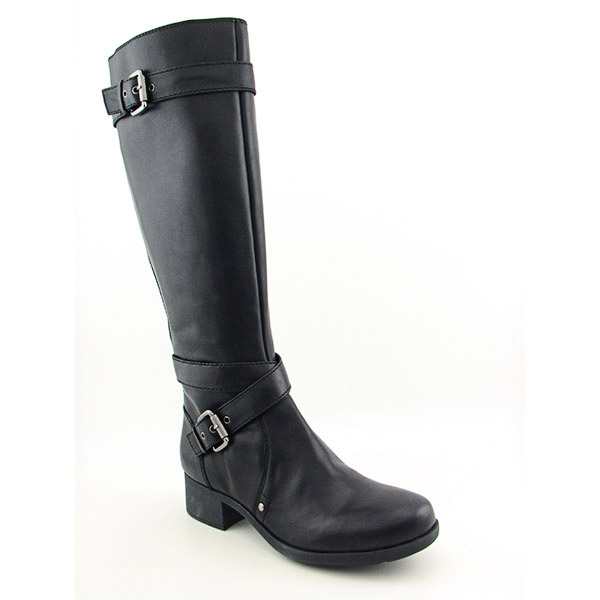 Post image for Franco Sarto L-Piston Boots Knee Shoes Black Womens