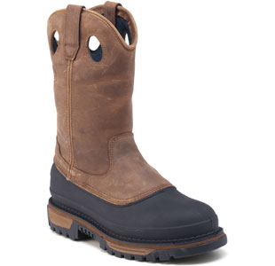 "GEORGIA G4434 11"" Wellington MudDogs Boot Brown Men SZ at Sears.com"
