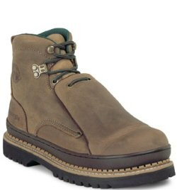 "GEORGIA G6382 6"" ST Metatarsal Boot Work Shoe Brown Men at Sears.com"