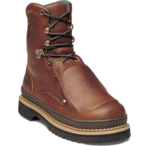 "GEORGIA G8354 8"" ST Giant Metatarsal Boot Brown Men SZ at Sears.com"
