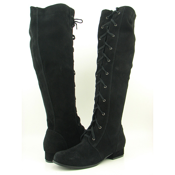 restricted paratrooper boots shoes black womens sz ebay