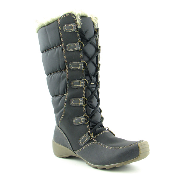 Post image for Sporto BERNICE Boots Snow Shoes Black Womens
