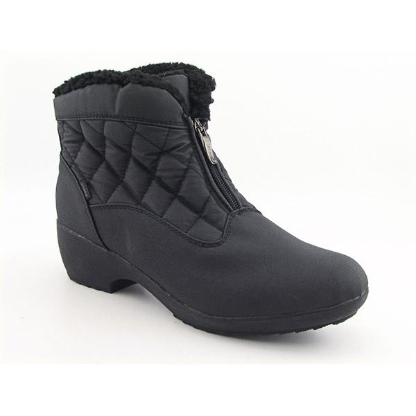 sporto womens sz 10 black boots snow shoes ebay