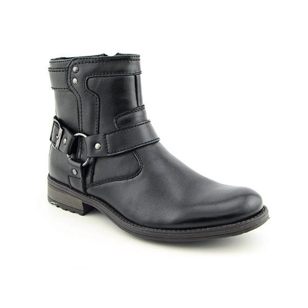 Post image for Steve Madden Harland Boots Ankle Shoes Black Mens