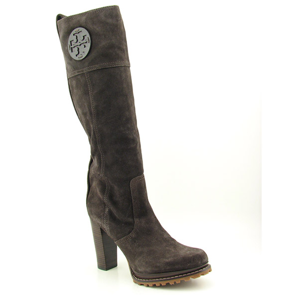 Post image for TORY BURCH Claudia Boots Shoes Brown Womens