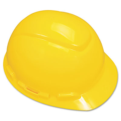 3M H-700 Series Hard Hat With 4 Point Ratchet Suspension, Yellow at Sears.com