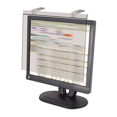 "Kantek Lcd Protect Privacy Antiglare Deluxe Filter, 19""-20"" Widescreen Lcd, Silver at Sears.com"