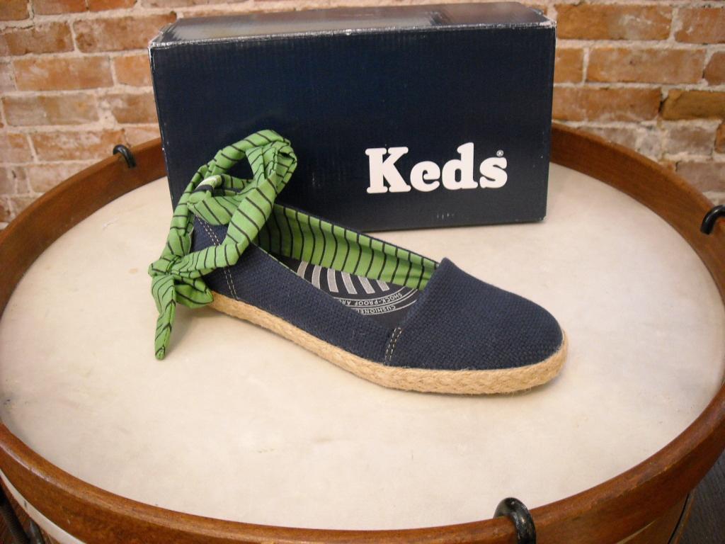 keds ankle wrap prep