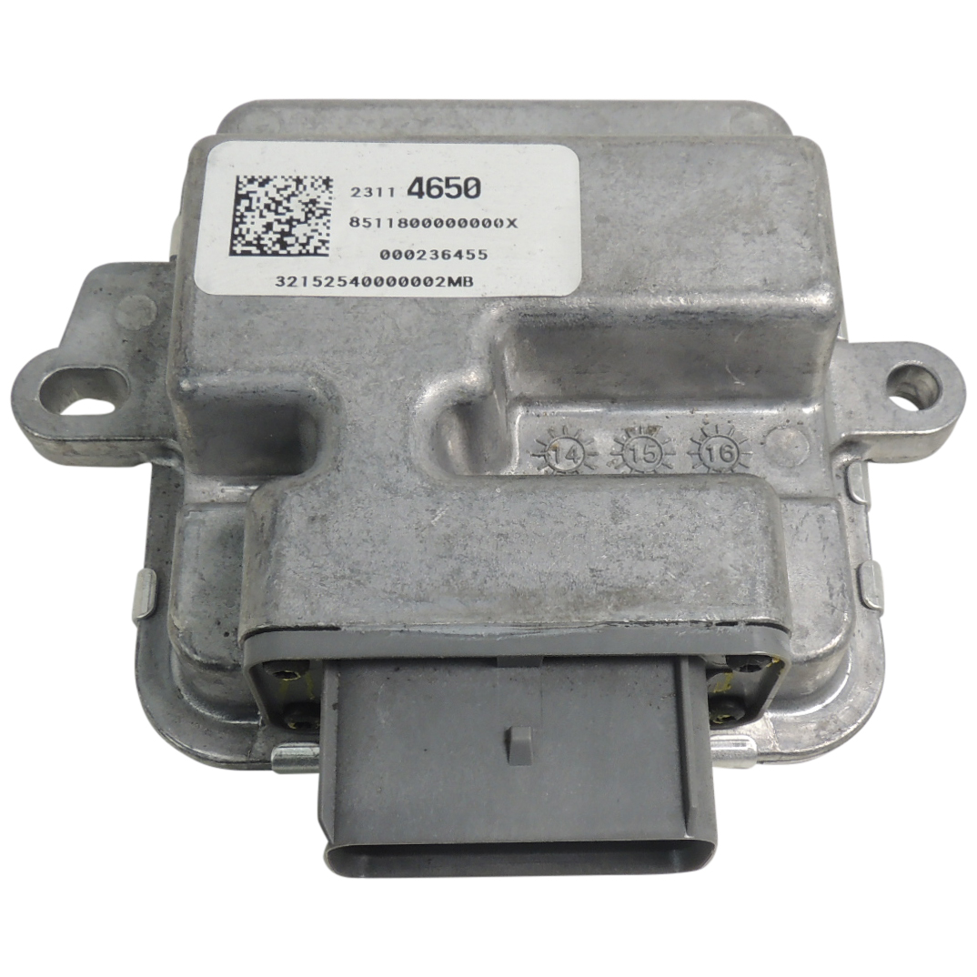 23114650 trailer brake power control module 2015