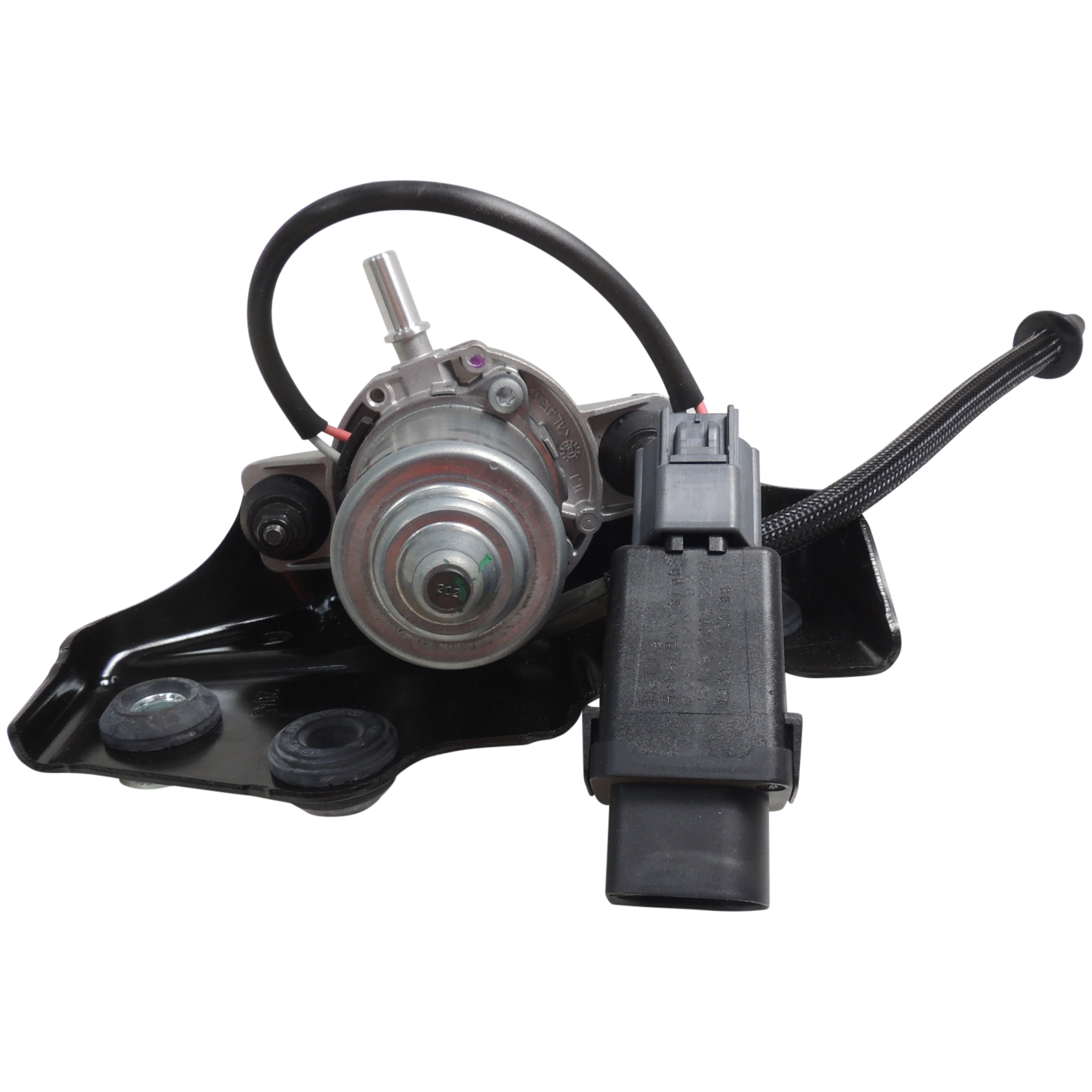 Brake Vacuum Pump : Auxiliary brake booster vacuum pump w relay oem