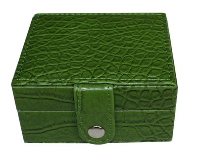 TIMELYBUYS 8 Day Green Croc Style Pill Box Weekly Pill Case Pill Organizer Vitamins Travel Storage Pills at Sears.com