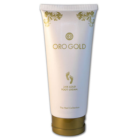 Oro Gold 24K Gold Foot Cream at Sears.com