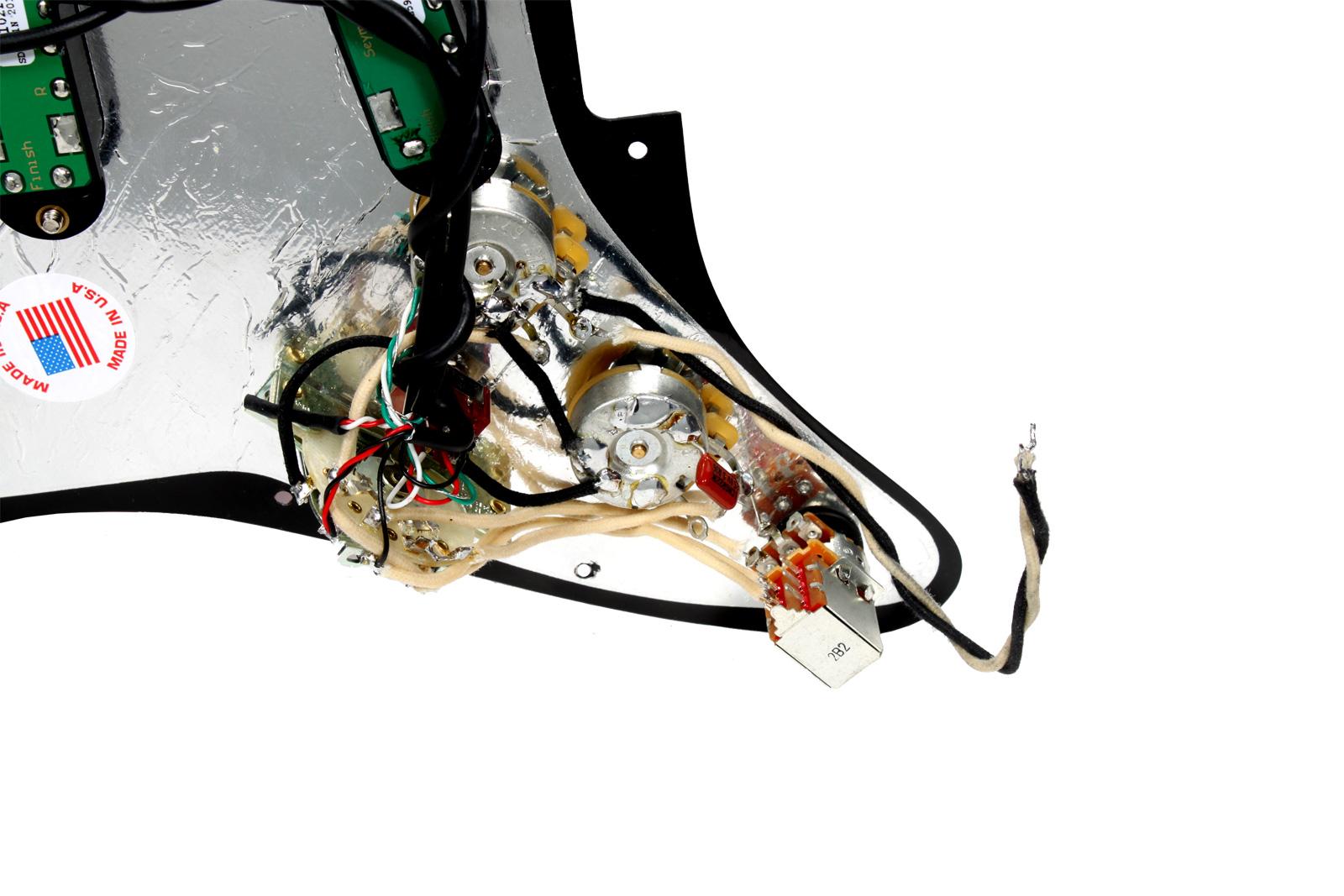 Seymour Duncan Liberator Strat Wiring Diagram Seymour
