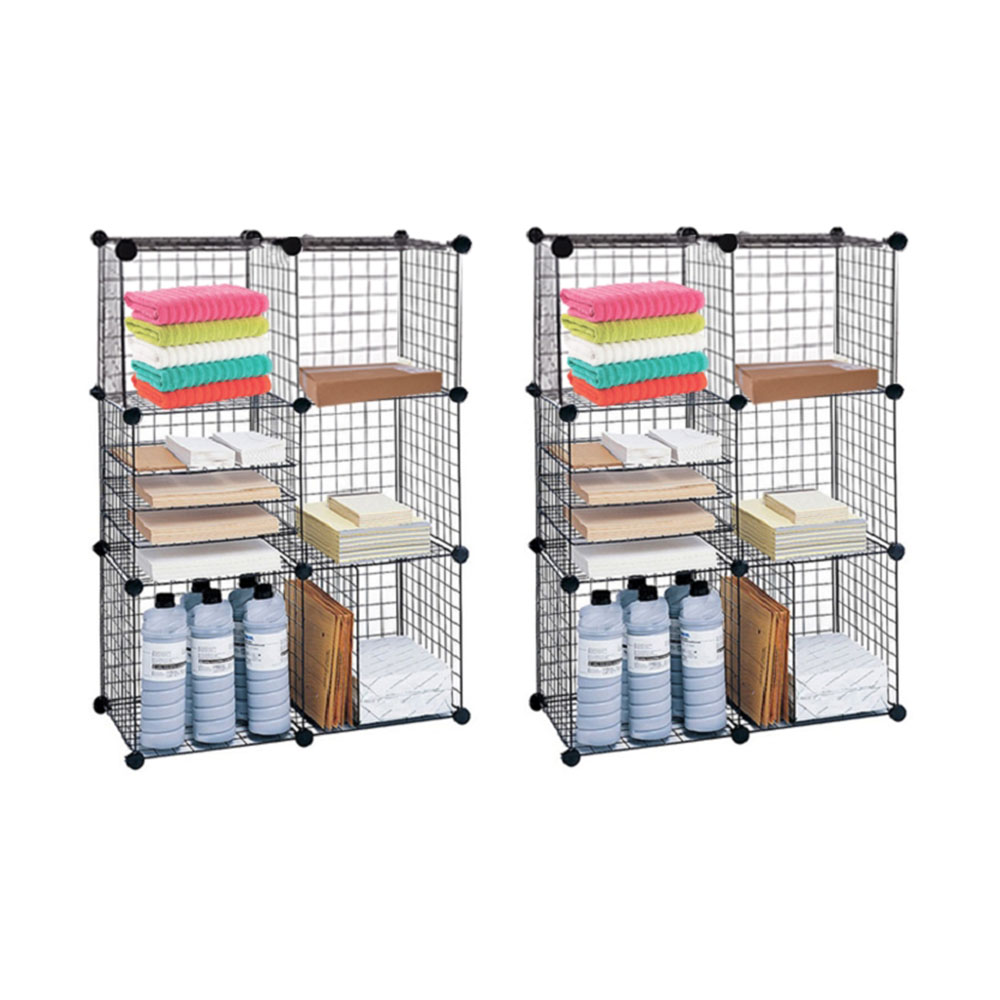 closetmaid wire cube organizer closetmaid 6 cube. Black Bedroom Furniture Sets. Home Design Ideas