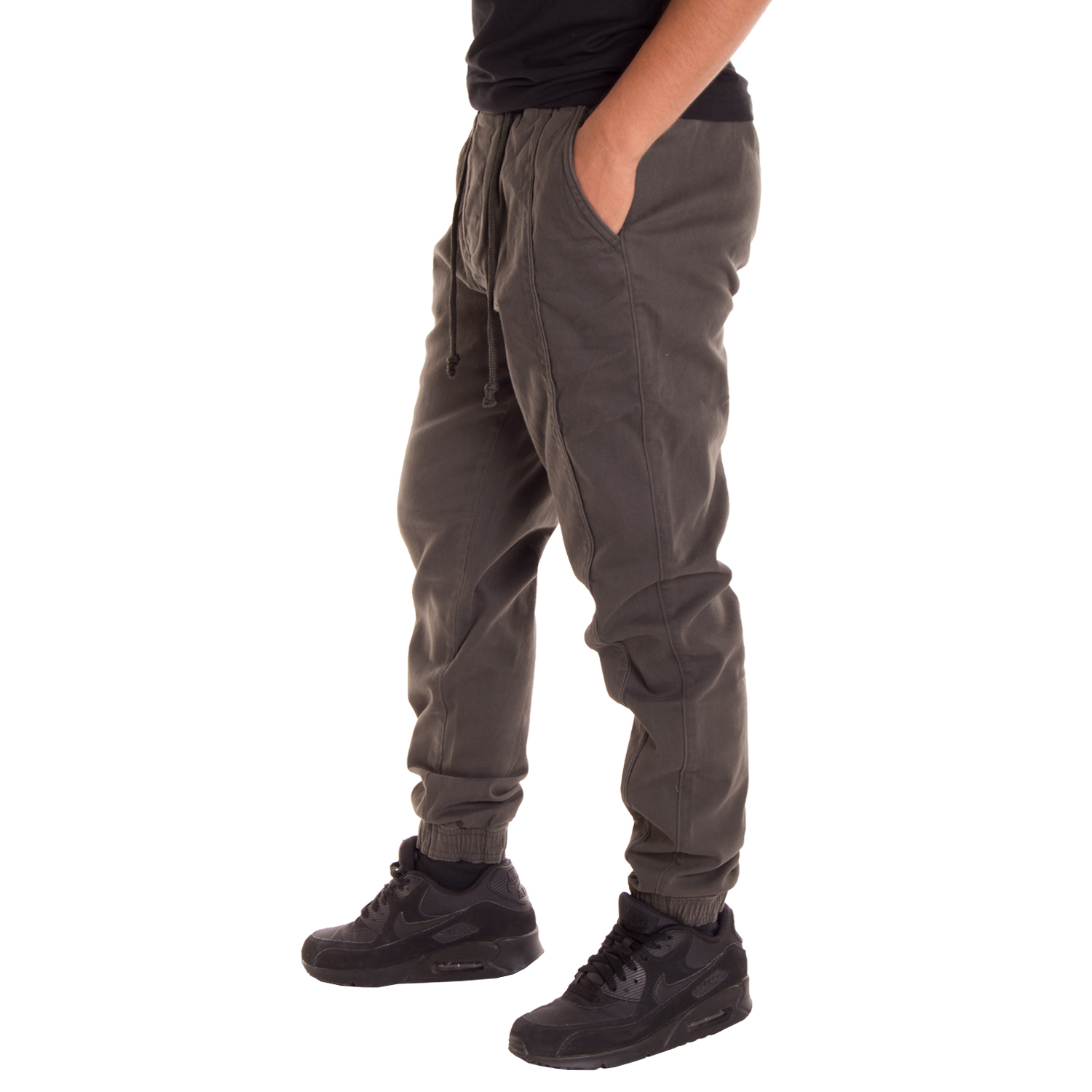 Alta Fashion Men's Casual Jogger Pants with Expandable ...