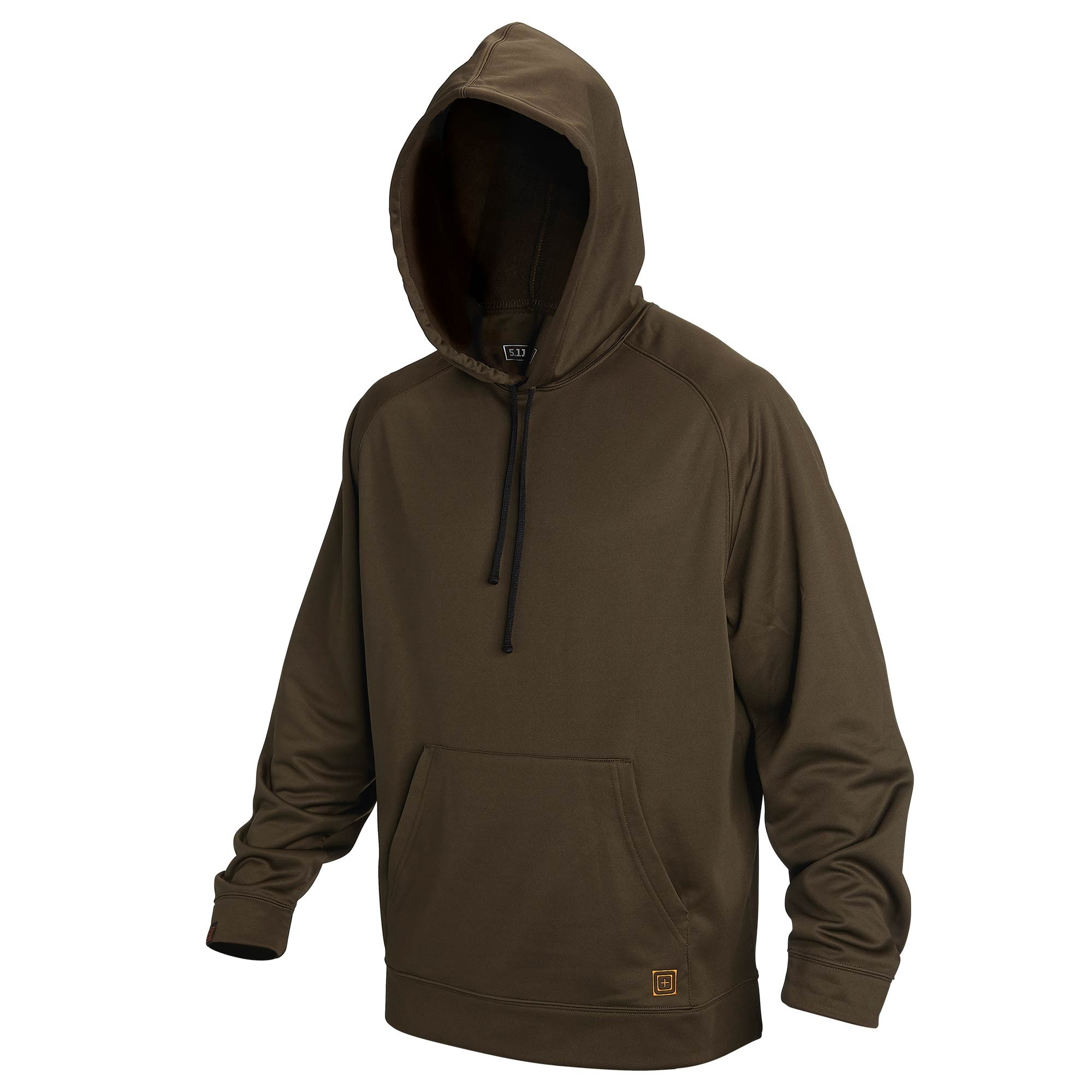 5.11 Tactical Covert Hooded Pull Over Hoodie Sweater Front Pocket ...