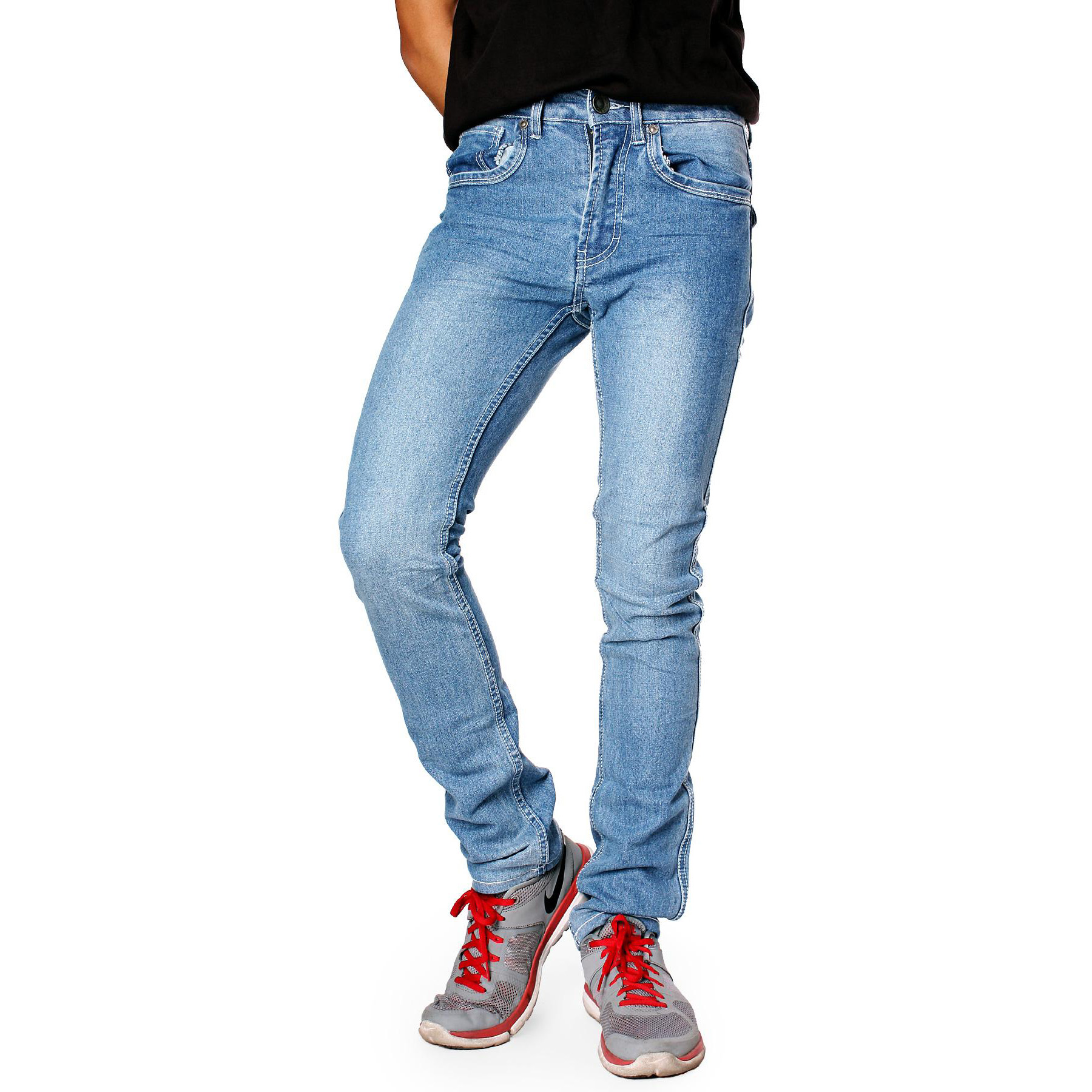626 Denim Designer Fashion Mens Slim Fit Skinny Jeans Multiple Styles
