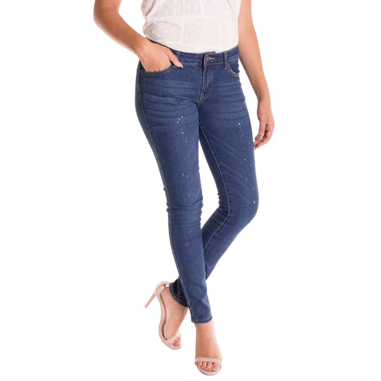 Alta Women's Skinny Jeans Designer Fashion Stretch Pants Paint ...